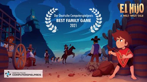 El Hijo - A Wild West Tale Wins Award at DCP 2021!