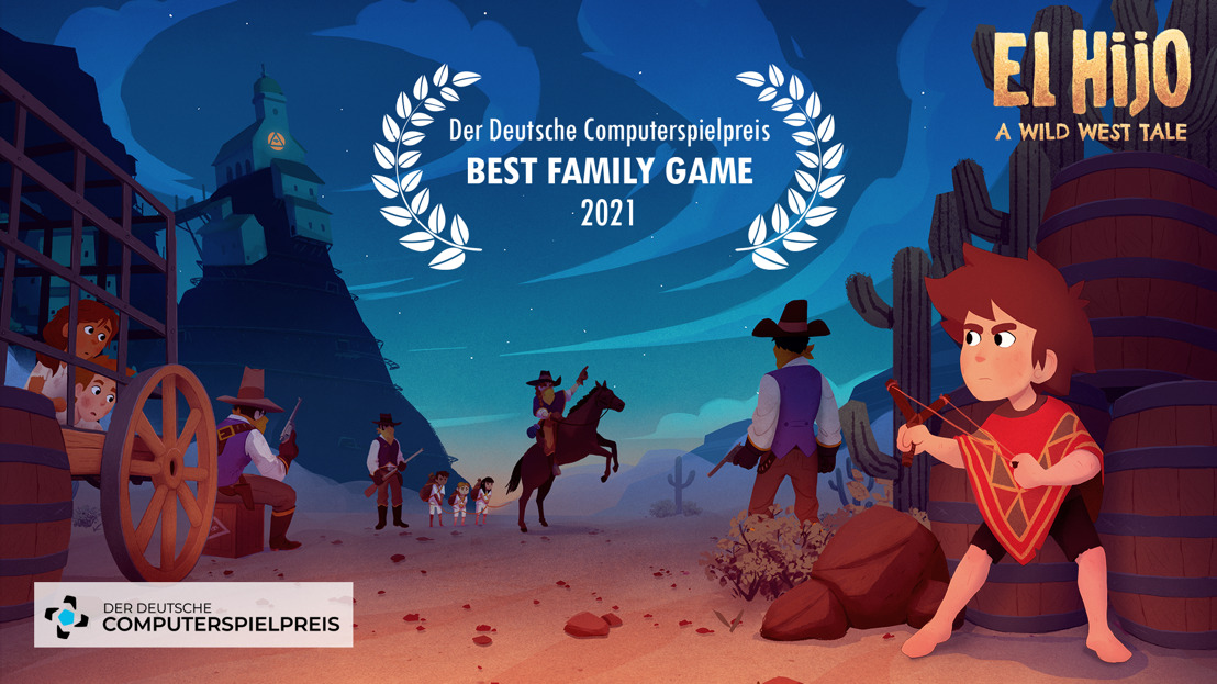 El Hijo - A Wild West Tale Wins Award at DCP 2021!
