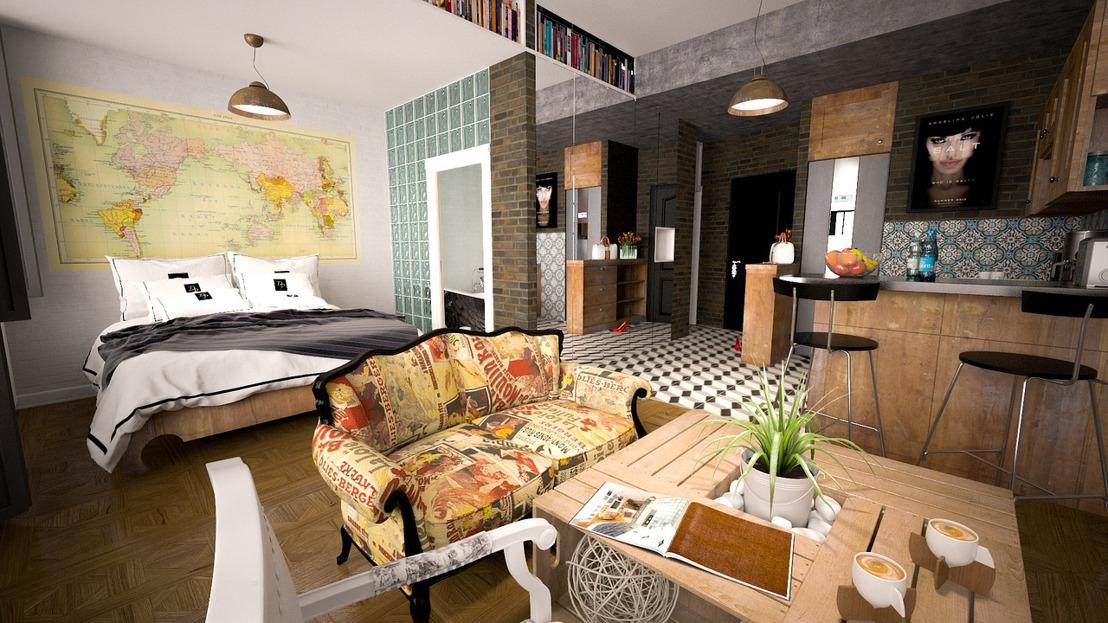 ¡Depa chico, imaginación grande! Cómo decorar y aprovechar tus pequeños espacios en casa