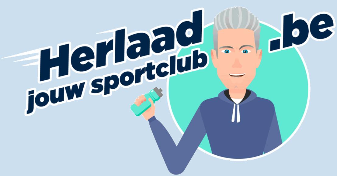 Vlaamse Sportfederatie investeert 1 miljoen euro om Vlaamse sportclubs via gratis advies sterker uit coronacrisis te halen