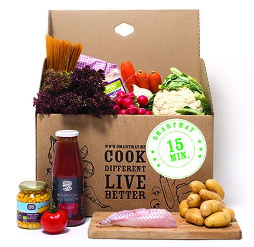 15 min kookbox