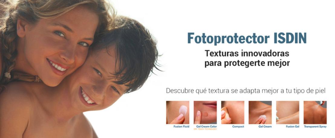 ISDIN presenta fotoprotector diseñado para toda la familia y todo tipo de piel