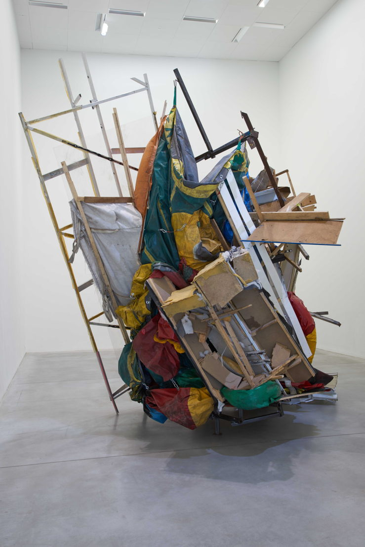 Peter Buggenhout, On Hold #1, 2015<br/>M – Museum Leuven, 2015<br/>Photo: Dirk Pauwels