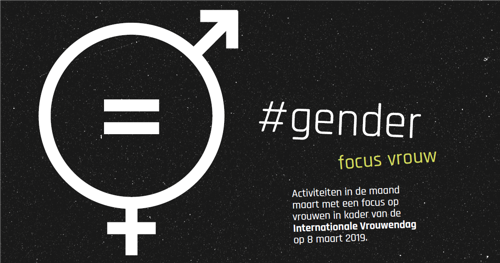 Maart is vrouwenmaand in Leuven