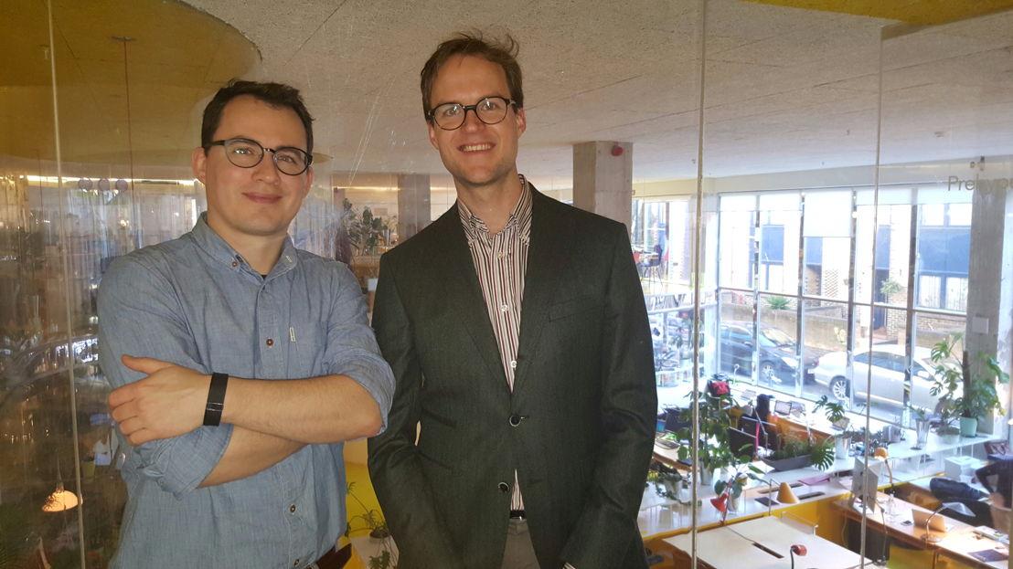 Didier Vermeiren & Nicolas Kint, founders Rialto