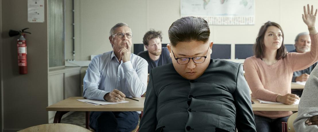 AIR and Amnesty sturen Trump, Putin en Kim Jong-Un terug naar school.
