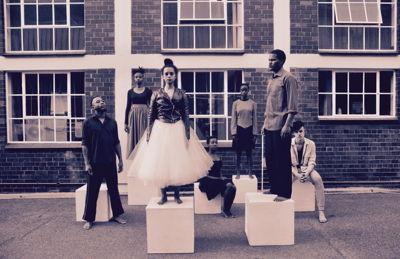 Blood wedding cast credit Raissa Brighi