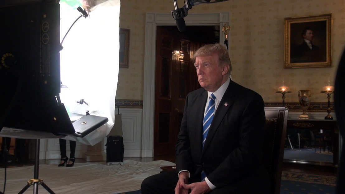 100 Days of Trump - Donald Trump - (c) Michiel Vos