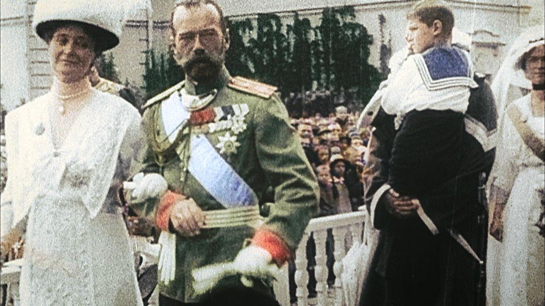 Apocalypse WW I - aflevering 1: De Russische tsaar Nicolas II - (c) View Communications