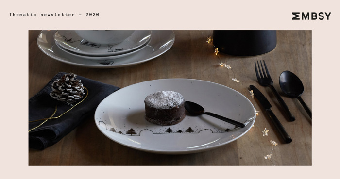 Table art: intimate dinners