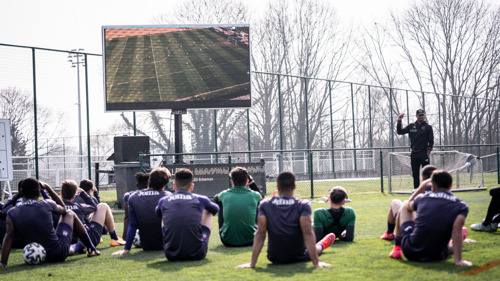 RSCA strengthens staff for the 21-22 season