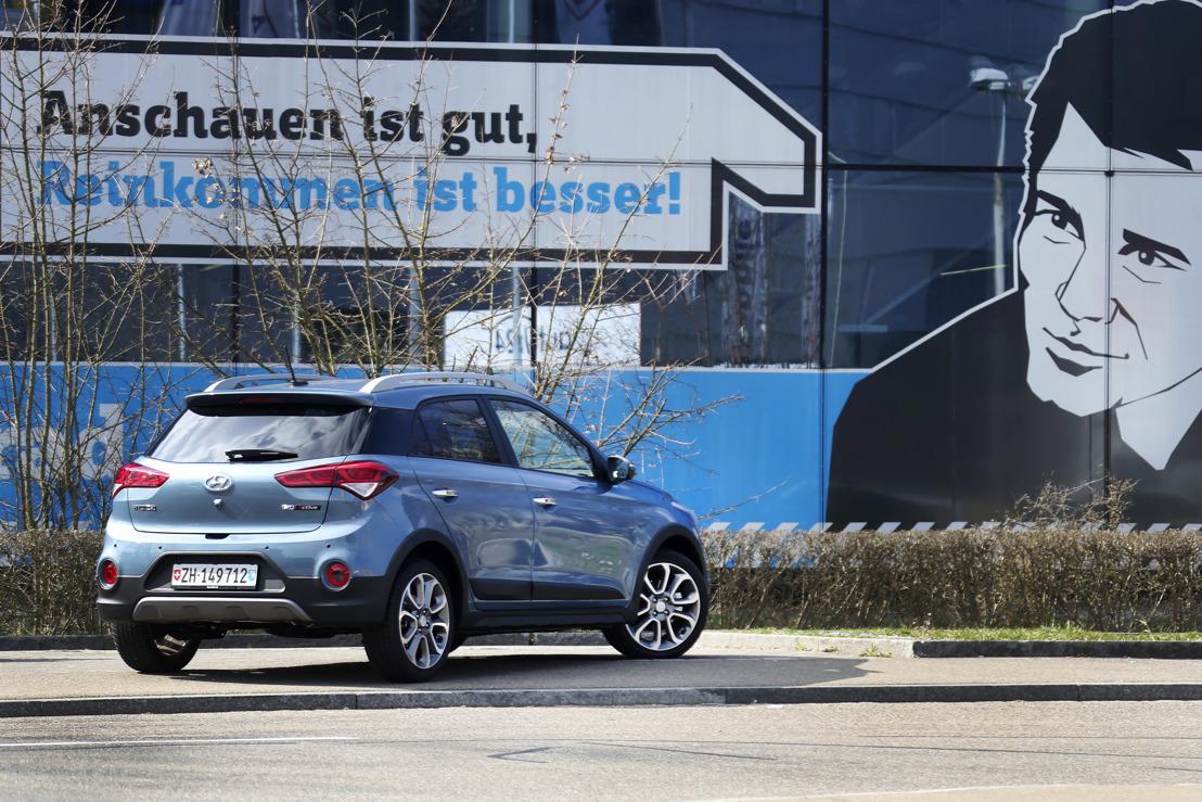 New Hyundai i20 Active & New Generation Hyundai i20 Coupé