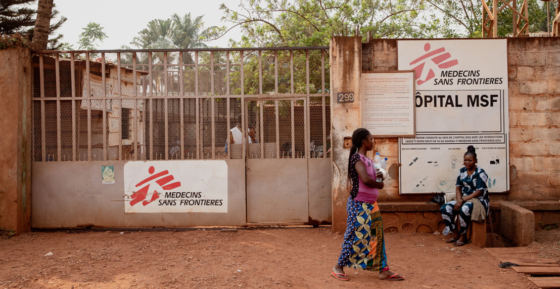 Central African Republic: Repeated attacks on medical care leave people vulnerable to disease and death