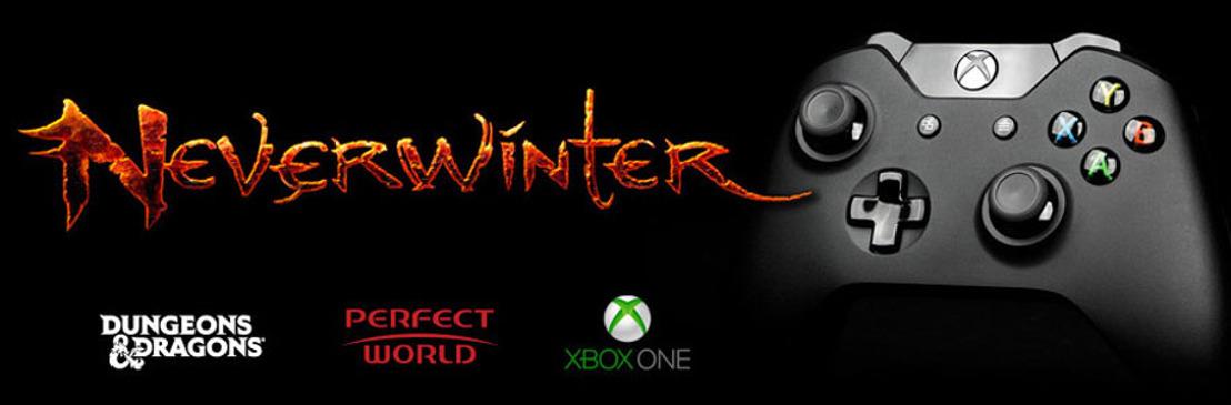 Экшн-MMORPG Neverwinter доступна на Xbox One