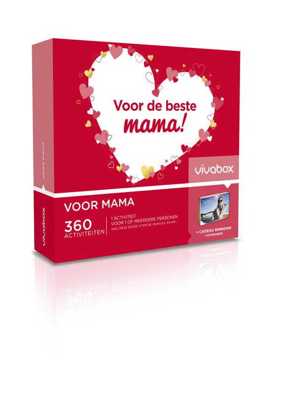 Vivabox 'Voor de beste mama': €49,90