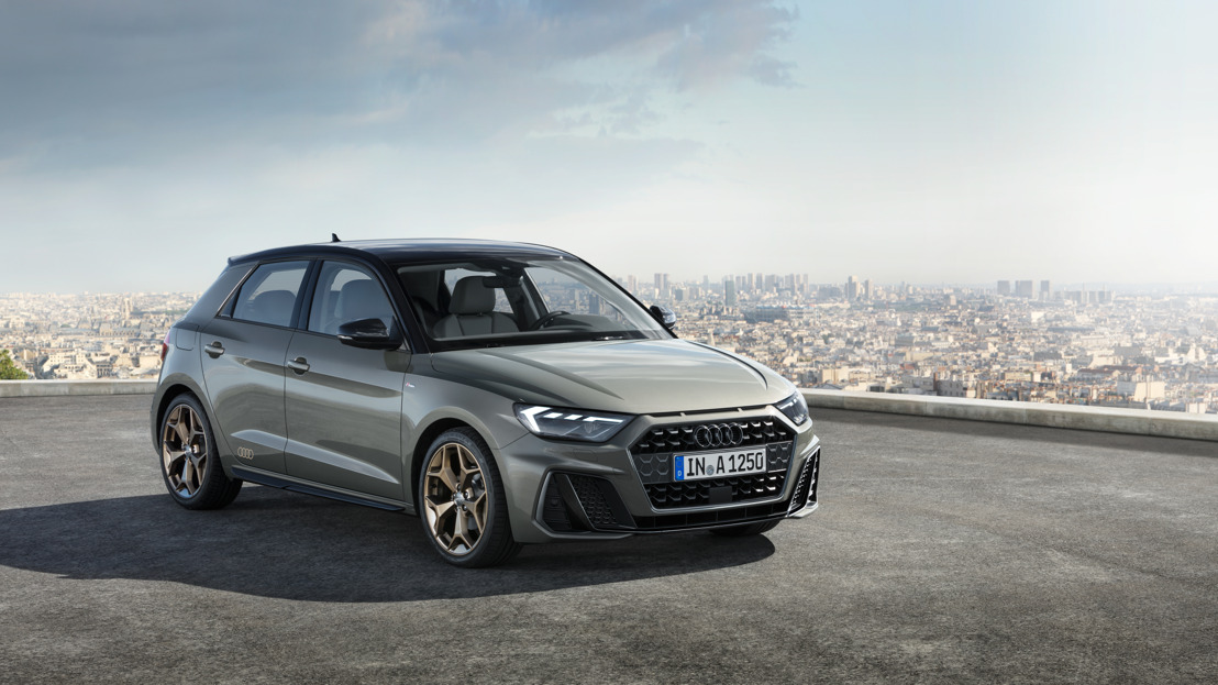 Nieuwe Audi A1 Sportback: de ideale metgezel voor een stedelijke levensstijl