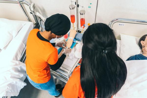 Preview: Stagiairs verpleegkunde ingezet bij griepvaccinaties