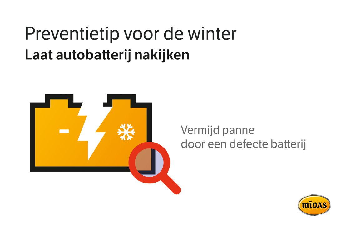 Tip batterij