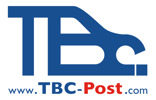 TBC-Post press room Logo