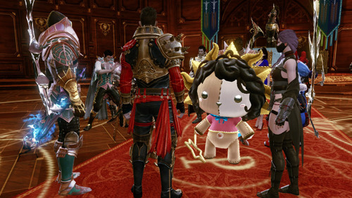 ArcheAge: Invitation to the Mistsong Banquet