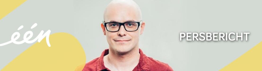 Philippe Geubels start in juni met opnames van komische fictiereeks