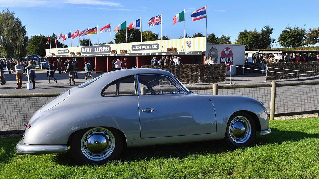 Porsche presente en el vigésimo aniversario del Goodwood Revival - El festival del sur de Inglaterra es uno de los preferidos por los amantes de los autos antiguos