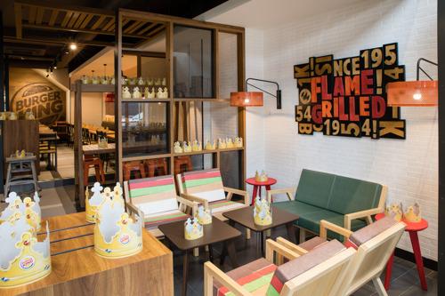BURGER KING® ouvre son premier restaurant dans la capitale wallonne