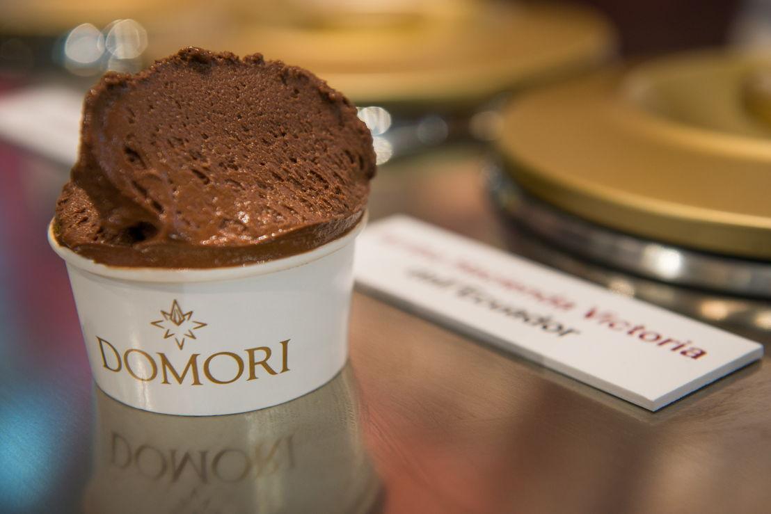Gelato al cioccolato 100%