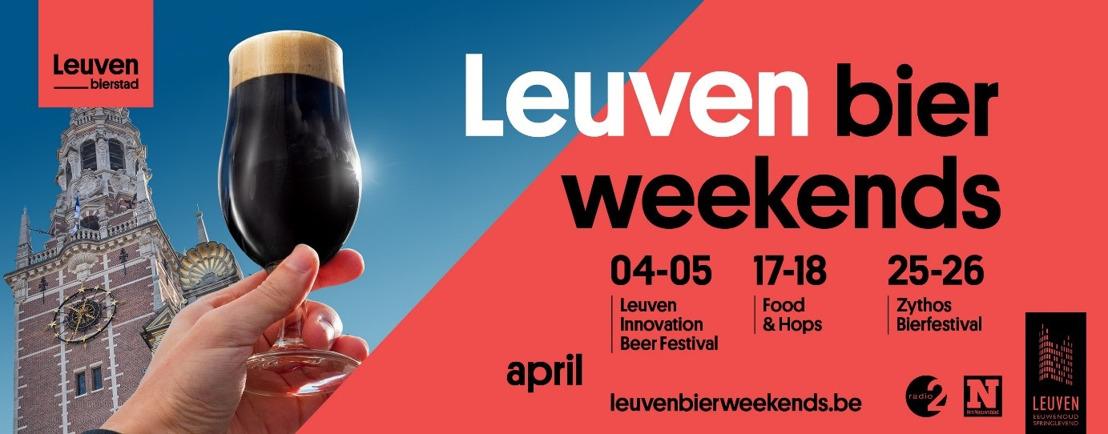 Derde editie Leuven Bierweekends