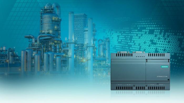 Tout simplement digital : Siemens présente sa nouvelle passerelle IoT Sitrans CC240 pour l'instrumentation de procédés