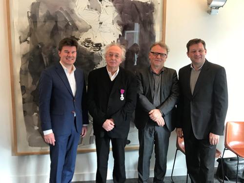 Flagey et Collegium Vocale Gent débuteront une collaboration de longue durée à Bruxelles