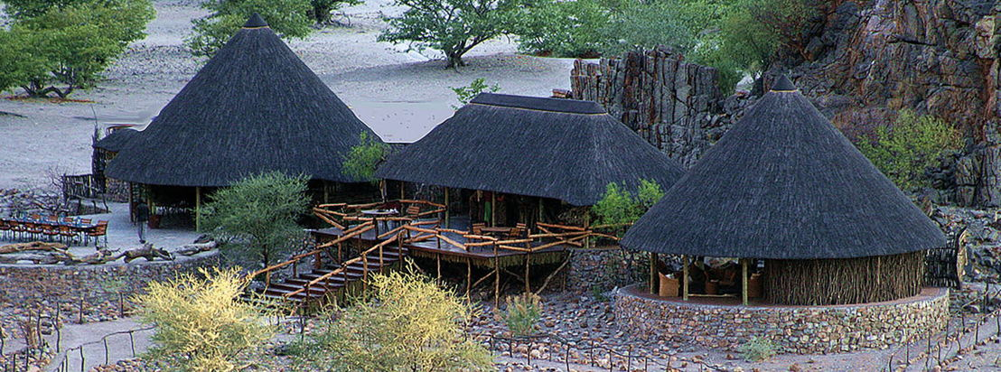 Land Rover Experience - Discovery - Namibia accommodation