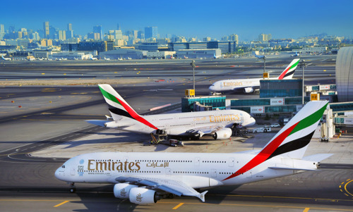 Emirates Goes All A380 to Manchester; Adjusts A380 Schedule to Birmingham