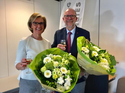 Ann Schevenels nieuwe voorzitter Vereniging Vlaamse Provincies