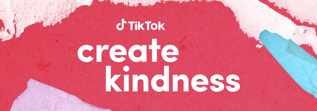Celebra y #EsparceAmabilidad en TikTok