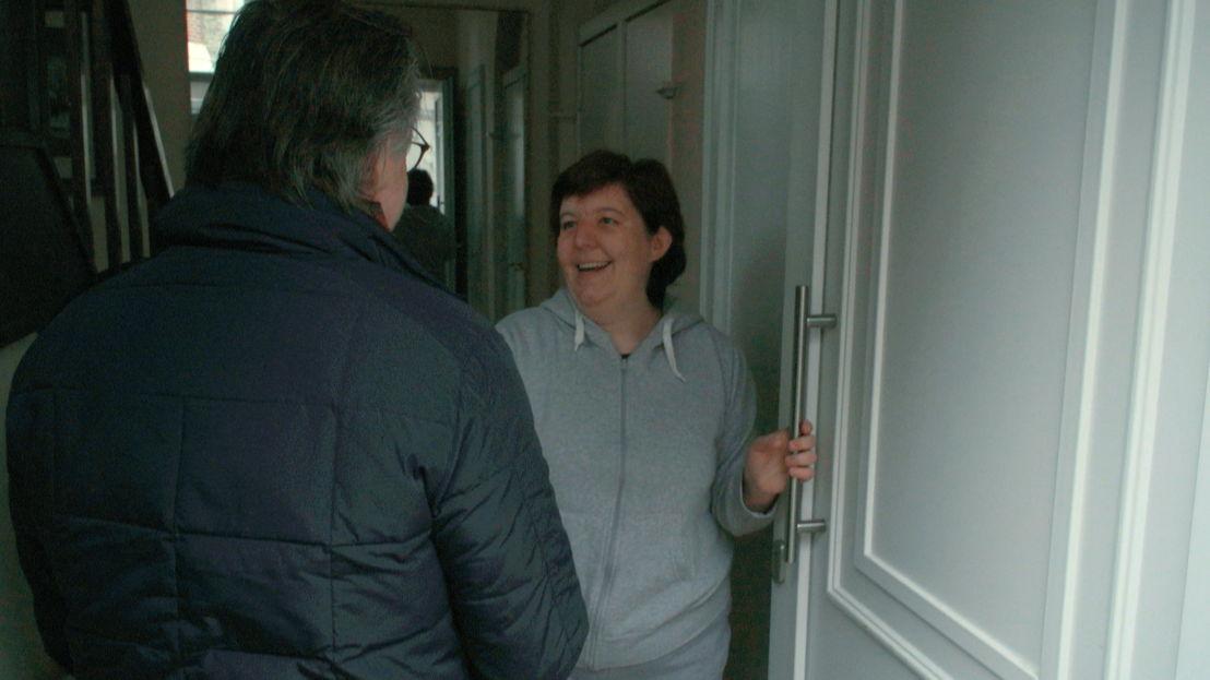 Zelfde deur, 20 jaar later: Aarsele nu (c) VRT
