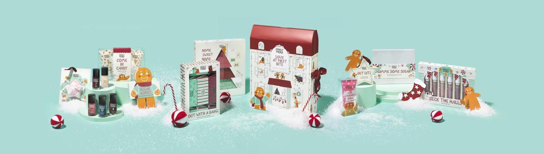 Christmas is loading met de ONLY YOU kerstcollectie