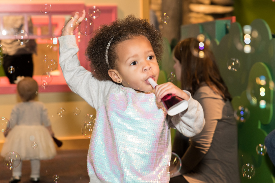 Ring in the New Year with Children's Museum of Atlanta's Bubble Bash, December 31