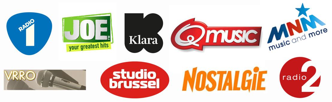 """""""Mia"""" zaterdag gelijktijdig op Vlaamse radiozenders"""