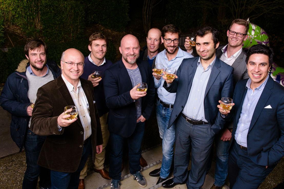 Finalistes The Venture Belgium