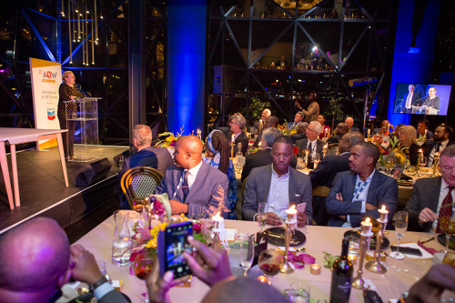 Africa Oil Week 2018 débute officiellement aujourd'hui à Le Cap en Afrique du Sud.