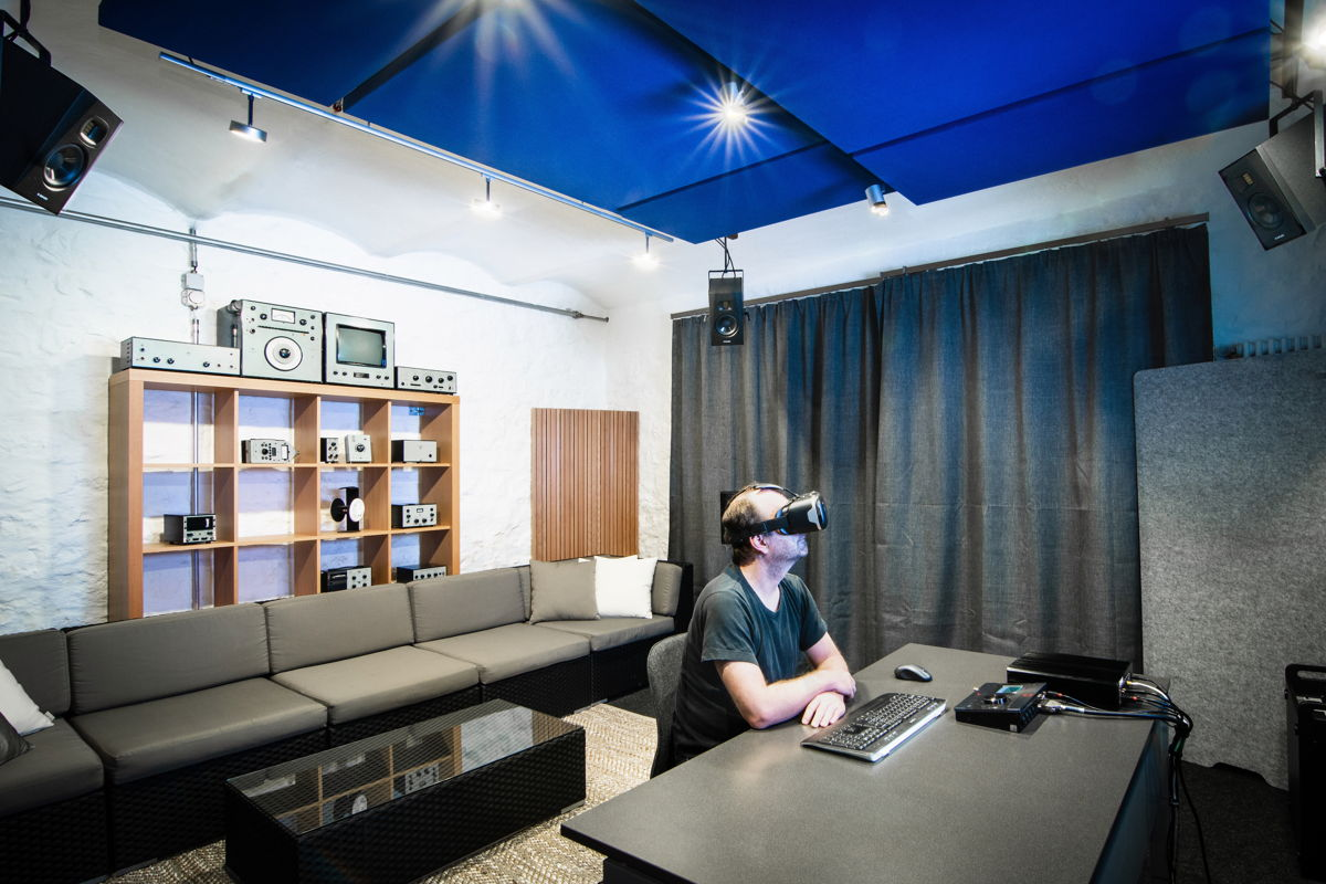 WSDG Acoustic Lab VR Operator