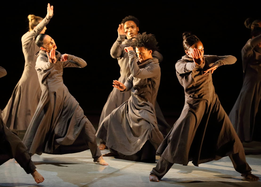 Cape Dance Co's A Thousand Shepherds - pic by Helena Fagan
