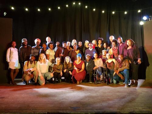 All the Fringe Fresh award winners at the Cape Town Fringe 2017