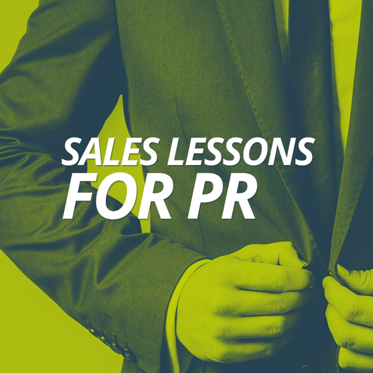 Five PR CRM lessons from highly effective sales teams