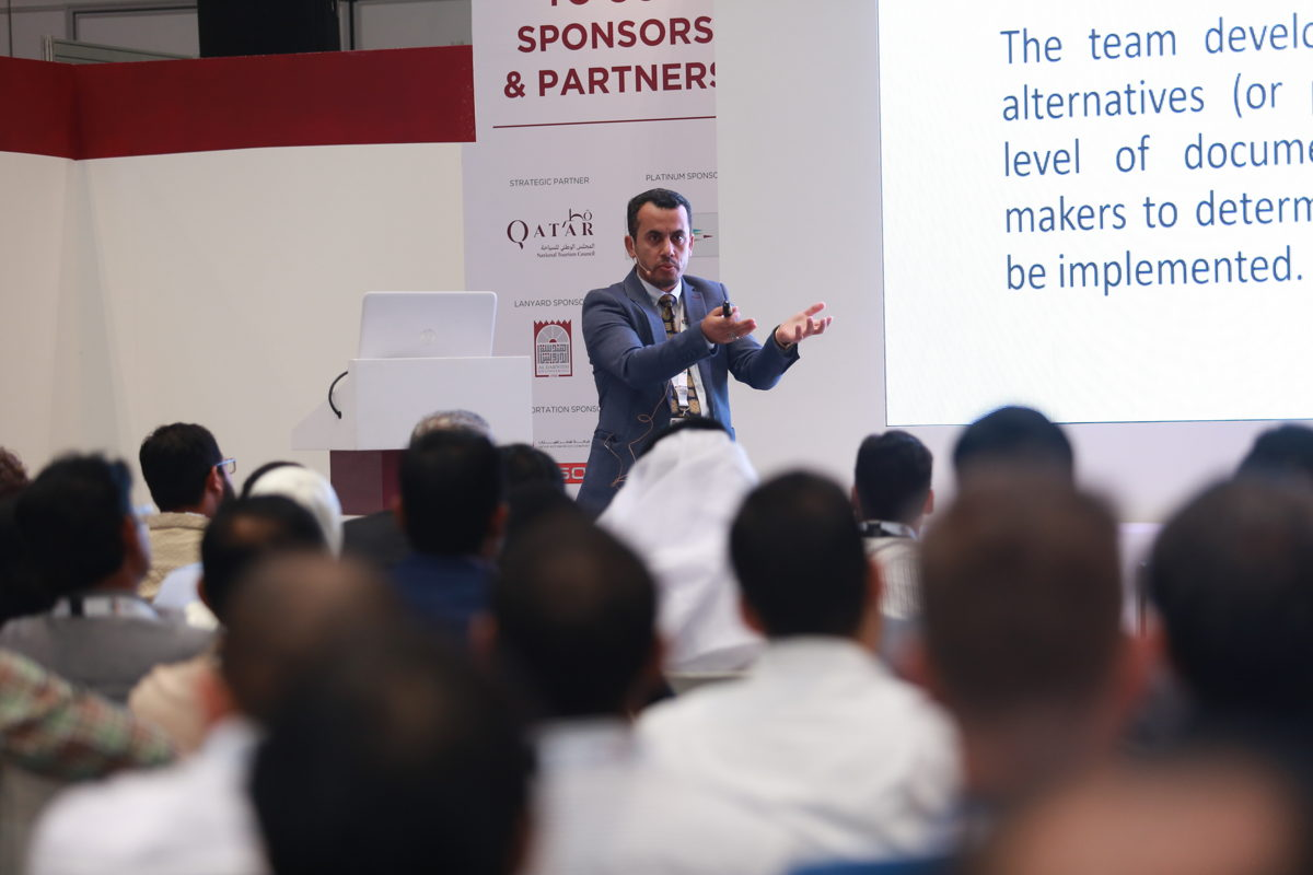 CPD certified education at The Big 5 Construct Qatar