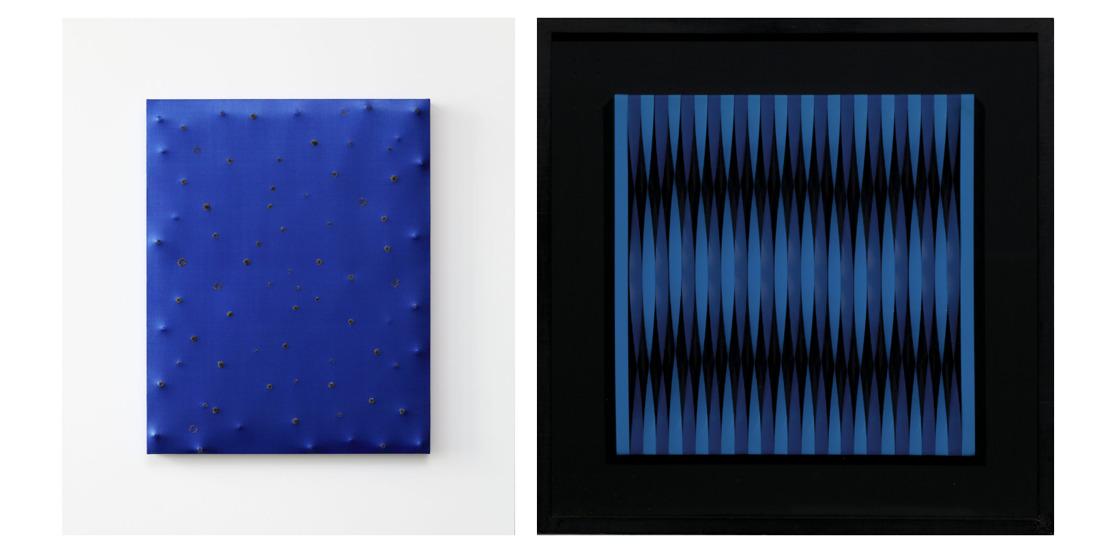 A dialogue between Belgian artist Walter Leblanc and Japanese artist Keisuke Matsuura