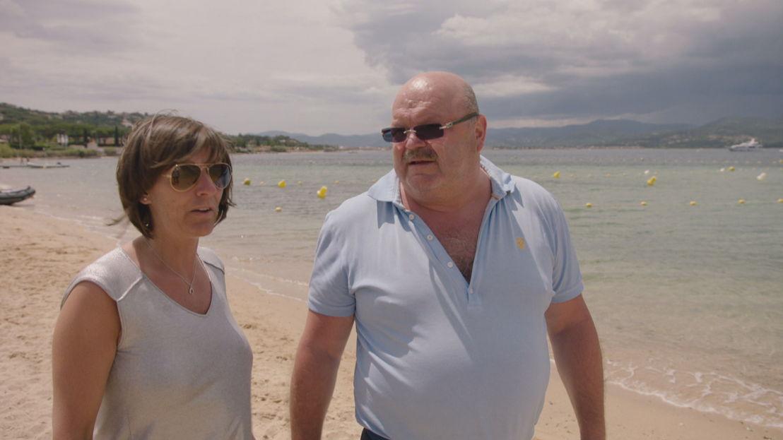 Michel en Sofie