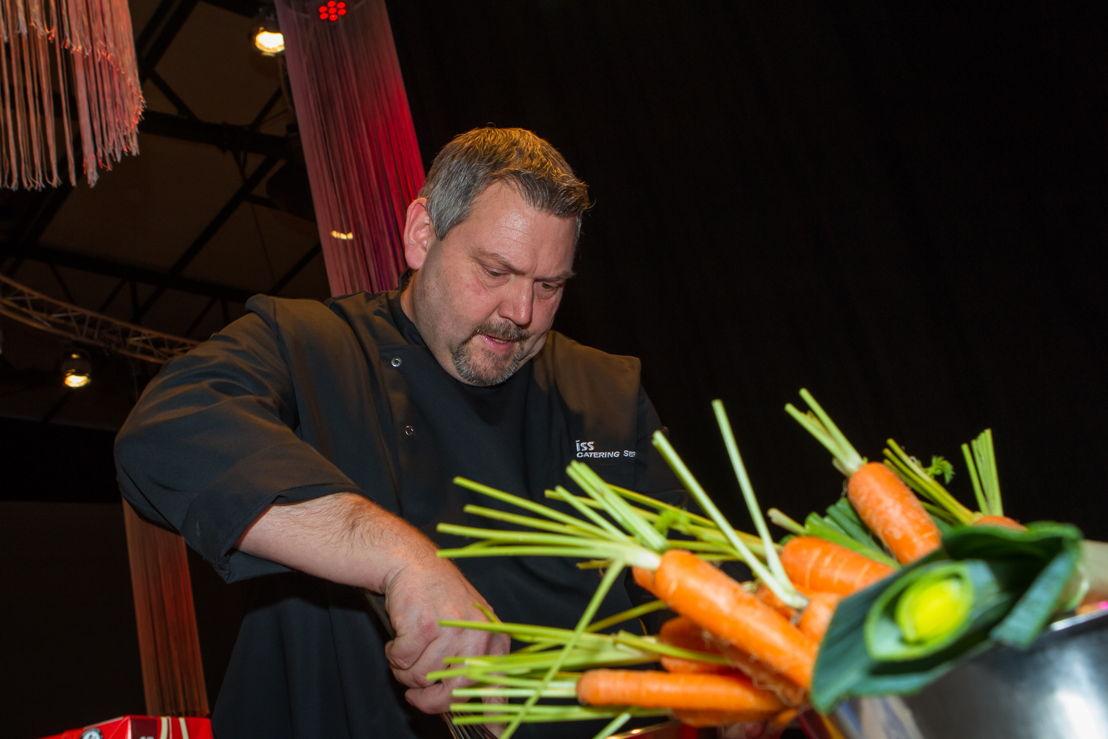 Chef Ivan Pintens - ISS catering - Suikerrock