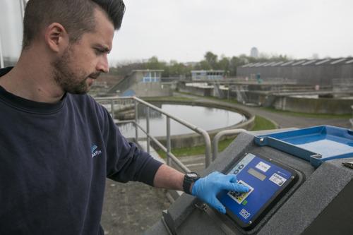 Luminus levert de komende vier jaar 100% groene stroom aan de waterzuiveringsstations en gebouwen van Aquafin in Vlaanderen